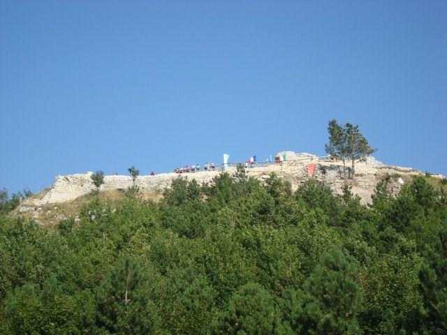 Montecopiolo- Area archeologica Castello 2