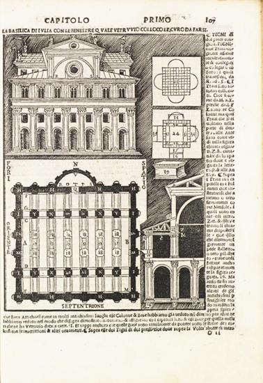 Basilica di Vitruvio, Fano