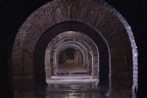 Scopri le attrazioni di Fermo - Cisterne romane