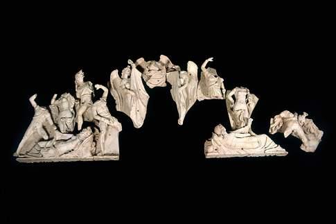 Complesso di terrecotte architettoniche del Frontone di Civitalba