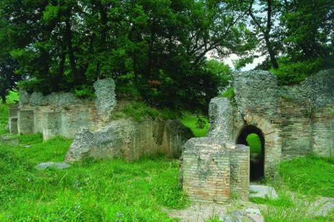 Anfiteatro romano di urbisaglia