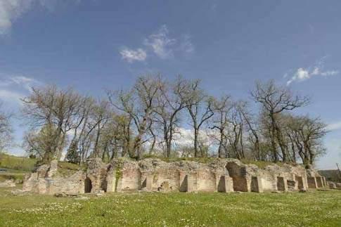 Attrazione di Urbisaglia - Anfiteatro romano