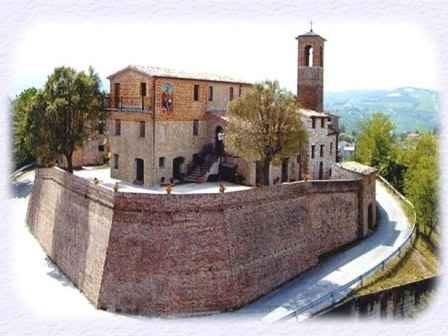 Il Castello di San Pietro ad Arcevia