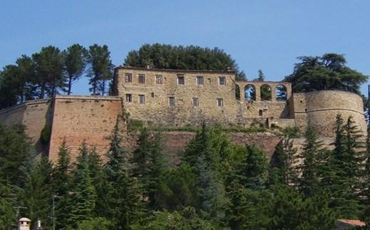 Scopri le attrazioni di Camerino - Rocca Borgesca