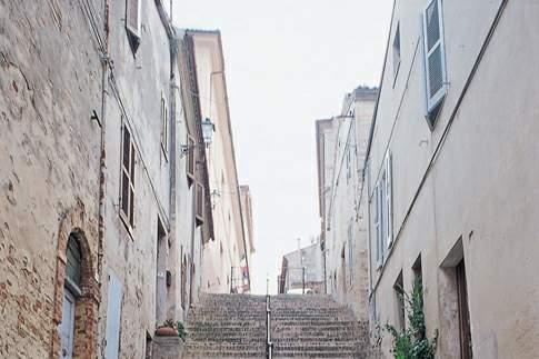 Vicoli di Civitanova Alta