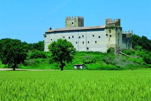 Attrazione di Tolentino - Castello della Rancia