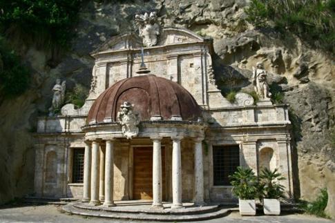 Scopri le attrazioni di Ascoli Piceno - Santuario di S. Emidio alle Grotte