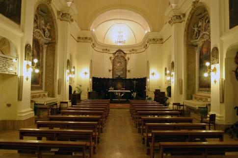 Scopri le attrazioni di Grottammare - Chiesa di S. Lucia