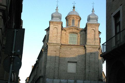 Attrazione di Macerata - Chiesa di S. Filippo