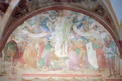 Scopri le attrazioni di Pergola - Cappella del Palazzolo