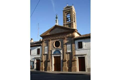 Scopri le attrazioni di Porto Sant'Elpidio - Santuario dell'Addolorata