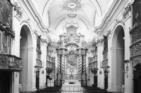 Attrazione di Recanati - Chiesa di S. Filippo Neri