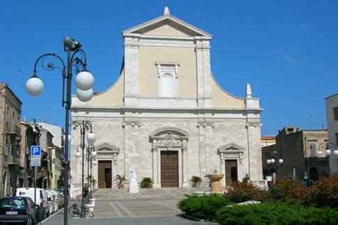 Scopri le attrazioni di San Benedetto del Tronto - Cattedrale della Madonna della Marina