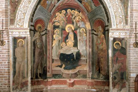 Attrazione di Sarnano - Chiesa di S. Maria Assunta