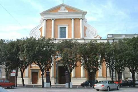 Scopri le attrazioni di Senigallia - Cattedrale di San Pietro Apostolo