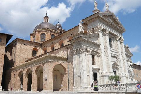 Scopri le attrazioni di Urbino - Cattedrale di Santa Maria Assunta