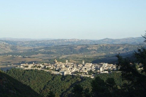 Discover the town of Arcevia
