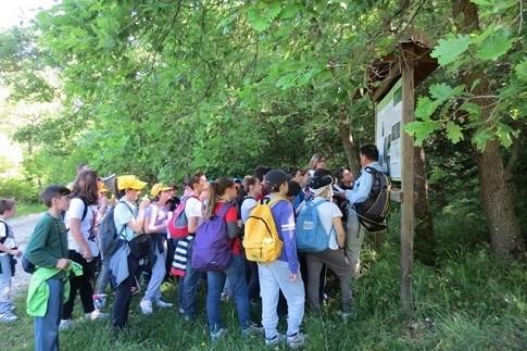 Scopri il percorso cicloturistico I Centri di Educazione Ambientale nei Parchi e nelle Riserve Naturali