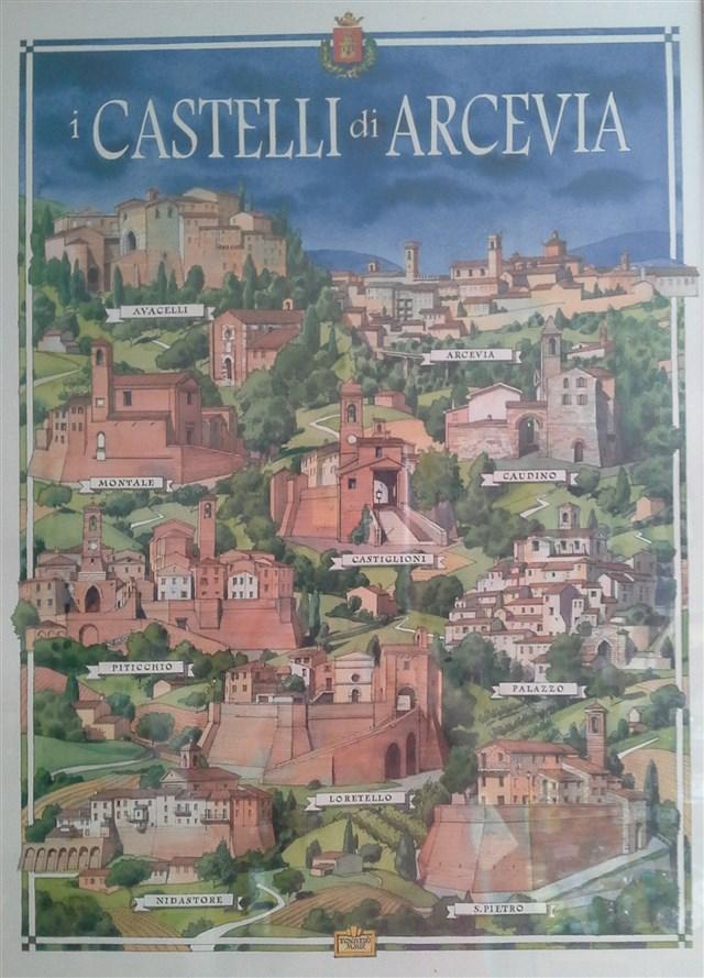 I Castelli Arcevia