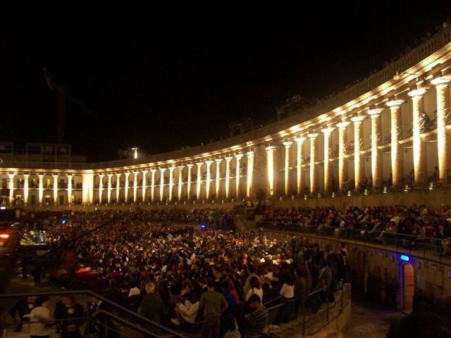 Arena Sferisterio, Macerata