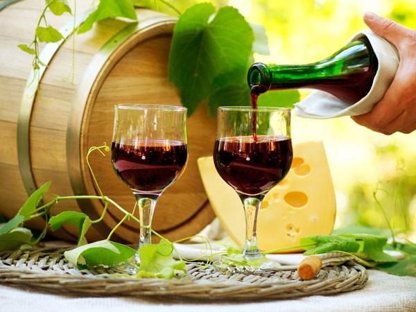 assaggio di vini