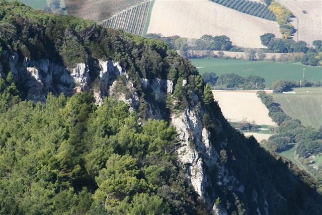 vista dal Monte Conero