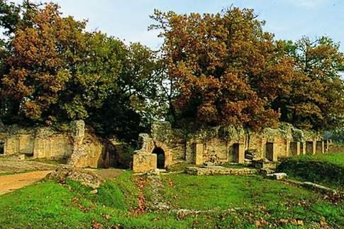 Anfiteatro di Urbisaglia