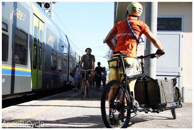wine tour by bike