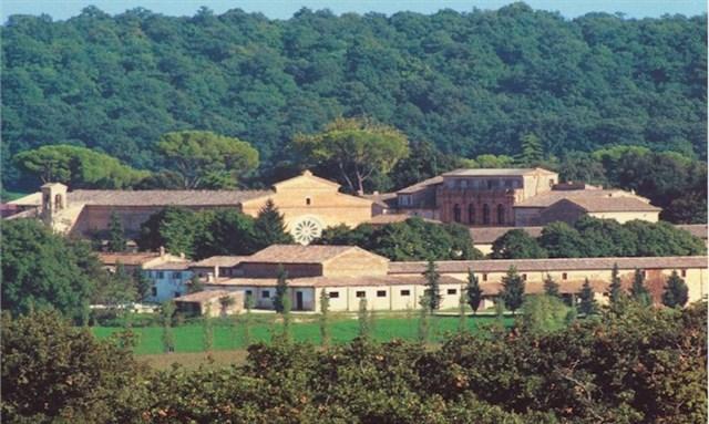 Fiastra abbazia
