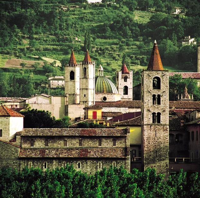 Cento Torri, Ascoli Piceno