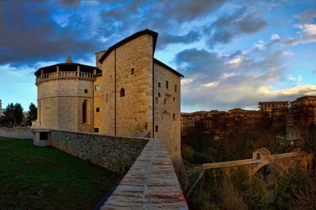 Forte Malatesta, Ascoli Piceno