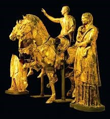 bronzi di Pergola