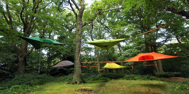 Discover the holiday package: Tree Tents Trekkking on Marche Natural Parks