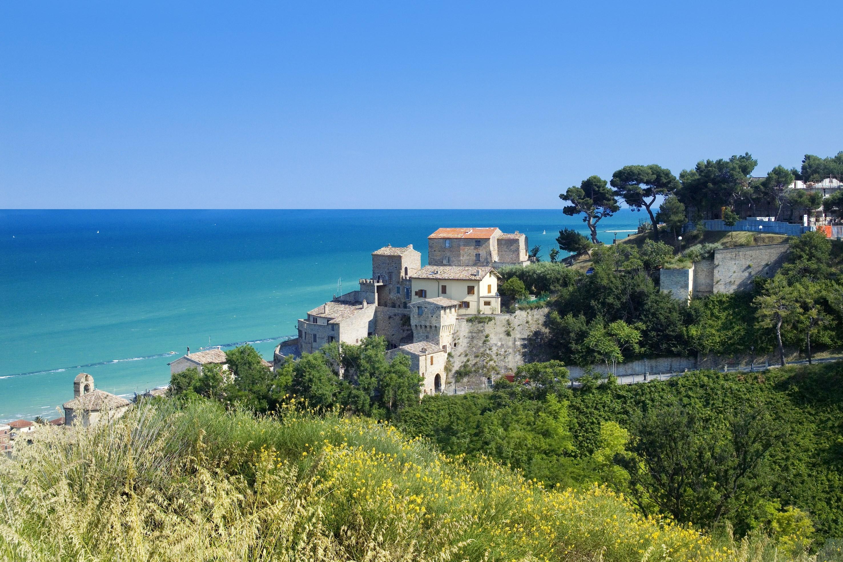 Scopri il percorso cicloturistico I Paesi Alti sul mare delle Marche