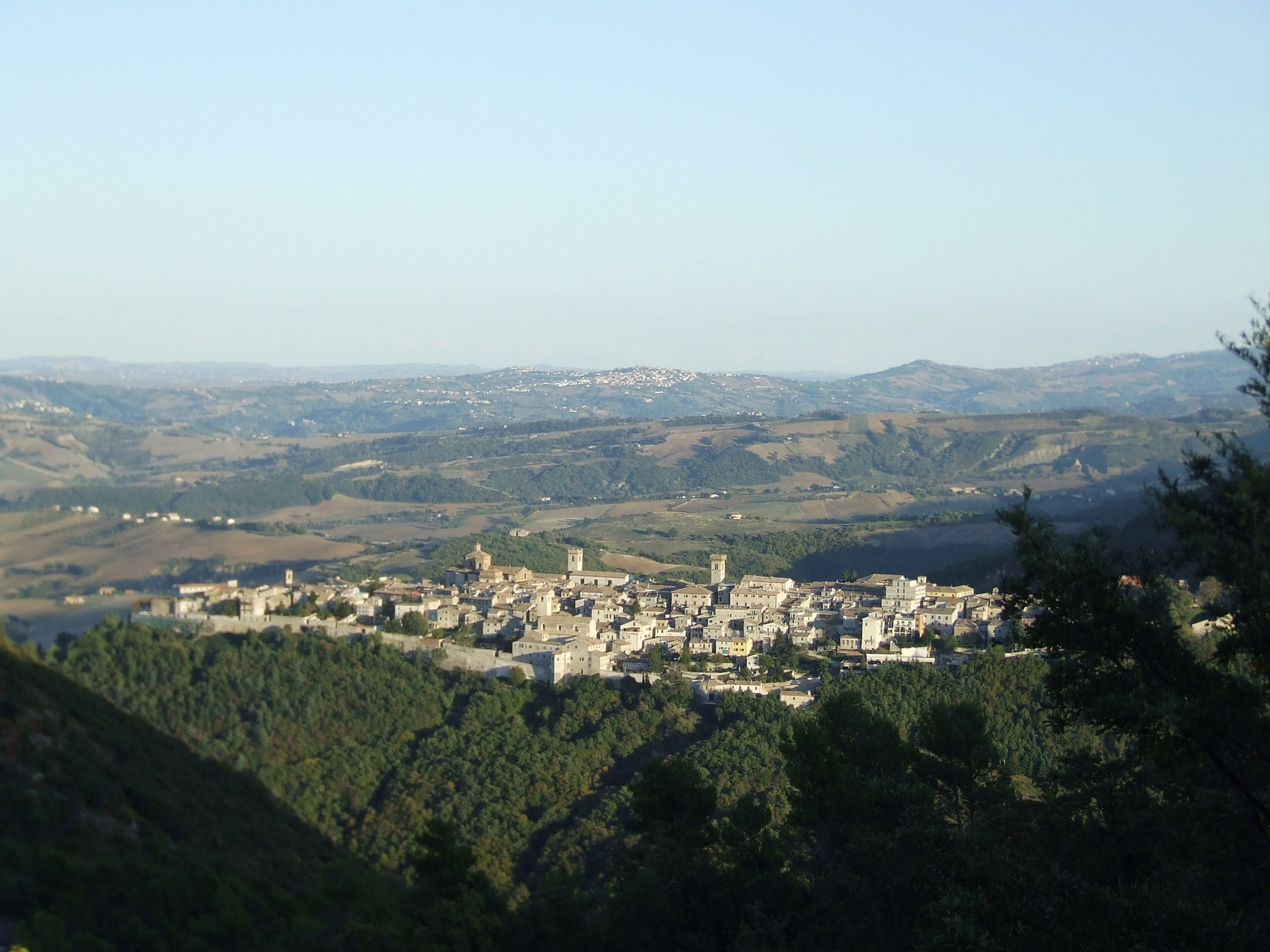 Scopri l'itinerario: I castelli di Arcevia