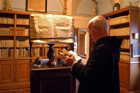 Scopri l'itinerario: La Comunità dei Monasteri. Percorsi di meditazione