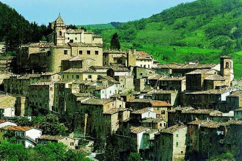 Scopri il percorso cicloturistico La Vallesina e i castelli di Jesi