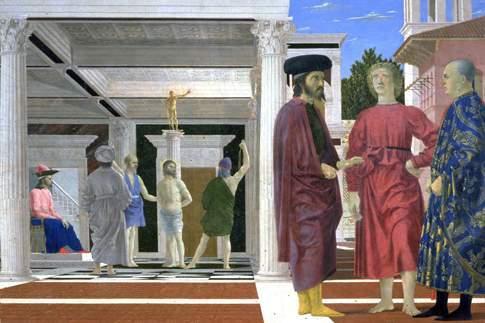 Scopri l'itinerario: Piero della Francesca nelle Marche