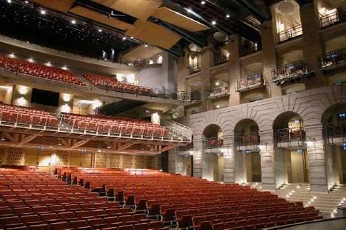 Ancona - Teatro delle Muse, interno