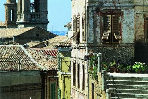 Castelfidardo - Centro storico