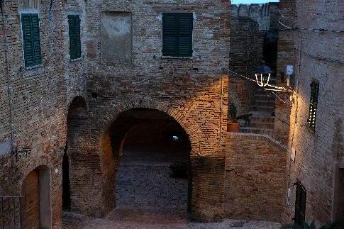 Corinaldo - Borgo antico