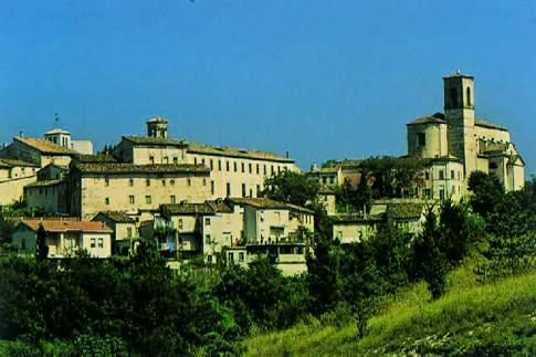 Scopri la città di Sassoferrato