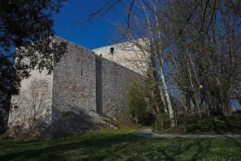 Sassoferrato - Rocca di Albornoz