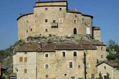 Acquasanta Terme - Castel di Luco