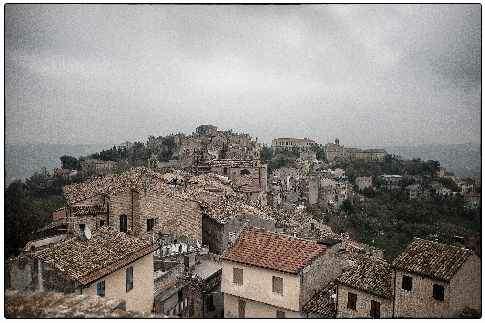 Panorama di Acquaviva Picena