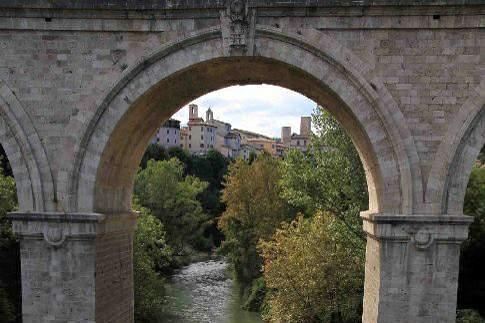Ascoli Piceno - Scorci centro storico