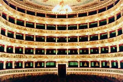 Ascoli Piceno - Teatro comunale
