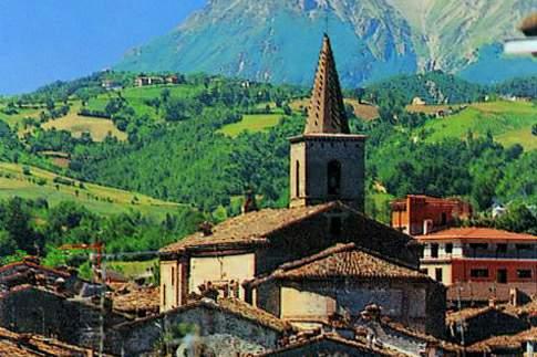 Scopri il percorso cicloturistico Il cammino Francescano della Marca nella provincia di Ascoli Piceno