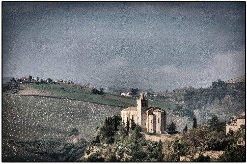 Offida - Chiesa di Santa Maria della Rocca