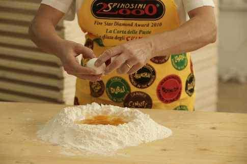 Scopri                                      Tradizione della pasta